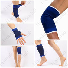 Sports Wear Elbow Ankle Hand Calf Knee Safety Support Protective Tennis Elastic