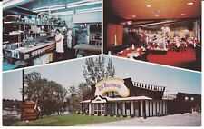 """Rochester NY """"The Buccaneer Restaurant"""" Postcard New York * FREE US SHIP"""