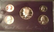 1-1990 S United States Mint Proof Coins Set