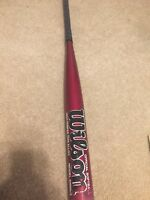 Wilson High Temper 7046 Alloy Softball Bat Model 6000SB 34in. 28oz
