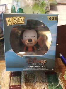 Funko Pop GOOFY  Dorbz Disney Series One Vinyl Collectible #038  849803059873