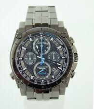 Bulova Precisionist 98B229  Chronograph Men's Watch
