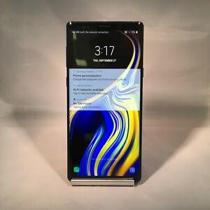 Samsung Galaxy Note 9 128GB Ocean Blue Xfinity Good Condition