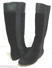 Tsubo Galena Black Women Boots US 8/UK6.5/EU39/JP25
