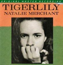 Natalie Merchant Tigerlily 180g Mobile Fidelity MFSL MOFI 2 X LP 45rpm