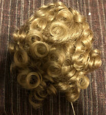 """Doll Wig Style Heather Size 5""""-6� Color Blonde Modacrylic By Playhouse"""