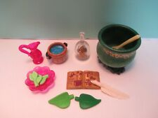 Playmobil accessories MAGIC POTION TOOLS & INGREDIENTS = CAULDRON + BOOK etc