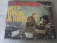 STEREO MC'S - DEEP DOWN & DIRTY - UK CD SINGLE - MCS