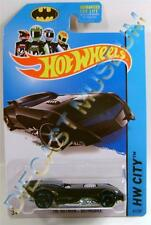 THE BATMAN BATMOBILE HW CITY HOT WHEELS HW DIECAST RELEASE 2014