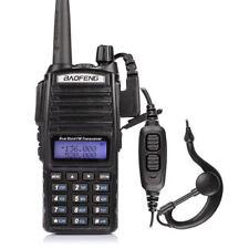 New Baofeng UV-82L VHF/UHF 136-174/400-520MHz Ham Two-way Radio Walkie Talkie
