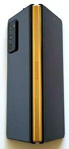 📞 *MINT* Unlocked Samsung Galaxy Z Fold 2 5G 256GB Black / Gold SM-F916UDKAXAA