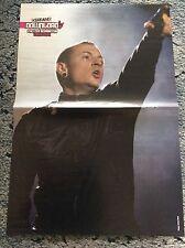 Chester Bennington/Avenged Sevenfold - Double sided Centerfold Poster