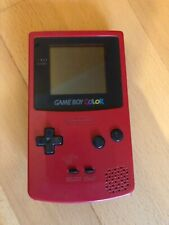 Nintendo Game Boy Color Brombeerrot
