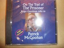 PATRICK McGOOHAN THE PRISONER 1979 INTERVIEW CD NEW SEALED DANGER MAN PORTMERION