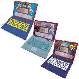 ✅ NEXT DAY DELIVERY✅ Frozen II Educational Laptop Paw Patrol Lexibook JC598FZI1