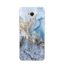 Case For ZTE Axon 7 Mini Blade V7 Lite A1 Soft TPU Phone Back Cover Skins Marble