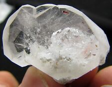 WOW 42 carats, Tantalite inside Morganite Crystal From Kunar-Afghanistan