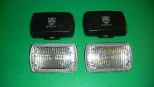 Jaguar XJ, XJS fog lamp-light  lens, reflectors and covers.