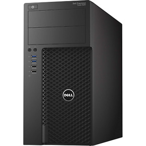 Dell Precision Tower 3620 Core i7-6700 3.4GHz 8GB 500GB HDD DVDRW Windows 10