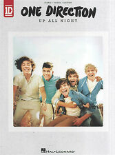 ONE DIRECTION - UP ALL NIGHT Piano Vocal Guitar PVG Sheet Music Book Songbook 1D