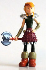 ASTRID ACTION FIGURE . HOW TO TRAIN YOUR DRAGON . DREAMWORKS NOT MCDONALDS TOY