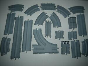 Chuggington Interactive Trains Parts 20 x TRACK PIECES _ D4