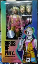 Bandai S.H.Figuarts Harley Quinn (Birds of Prey) action figure in stock!