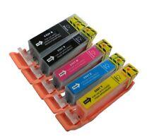 Cartuchos de Tinta XL con chip NonOem PGI-520 CLI-521 impresora Canon PIXMA