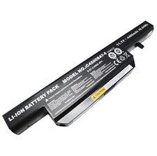New 11.1V 4400mAh Genuine C4500BAT-6 Battery for Clevo C4500 6-87-C480S-4P4