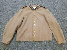 Civil War Reenactor Confederate States Enlisted Shell Jacket
