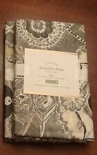 Pottery Barn JACQUELYN Sham, Size Euro, set of Two New W/ $49.50, Each