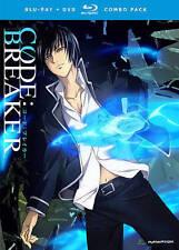 Code:Breaker: Complete Series Blu-ray/DVD Combo