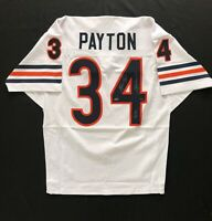 NFL LEGEND WALTER PAYTON SIGNED AUTOGRAPHED CHICAGO BEARS JERSEY W/STEINER COA