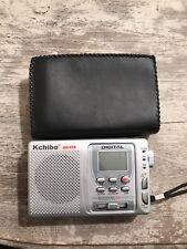 Kchibo KK-979 Digital Radio With Case