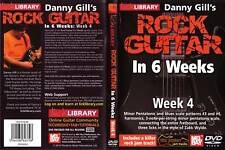 Lick Library Rock Guitar In 6 Weeks - Week 4 - NEW DVD