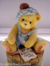Cherished Teddies Kyle Place in my Heart 476390 Ret Nib * Free Usa Shipping