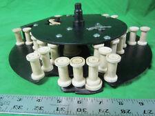 Potts Endless Loop Platter system 35mm Film Control Plate