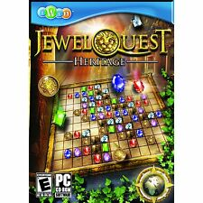 Jewel Quest IV Heritage 4 PC Games Windows 10 8 7 XP Computer gem match three