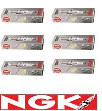 NGK Laser Iridium Spark Plugs ILZKBR7B8DG x 6 FITS PEUGEOT RCZ 308 MINI COOPER