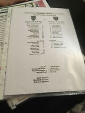 Dagenham & Redbridge V West Ham Un23 Friendly 19/20