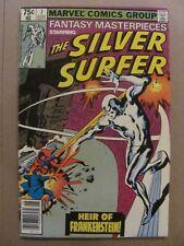 Fantasy Masterpieces #7 Marvel Comics 1979 Series Silver Surfer Adam Warlock