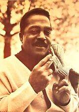 JIMMY WITHERSPOON clipping jump blues singer B&W rare smoking photo cigs
