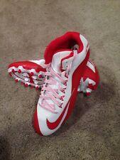 Nike Football Cleats. Alpha Pro 2 Mid. Men's 9.5. Brand New. $100 Retail.