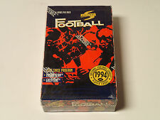1994 Football Score Factory Sealed box of 36 packs! NFL Trading Cards