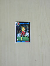 Carte official football cards panini 1993  ARSENE   RC LENS