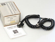 (PRL) QUANTUM ACCESSORY TURBO CAVO CABLE CL4 MINOLTA 4000 AF FLASH BLITZ KABEL