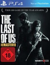 PlayStation 4 The Last of Us Remastered hora final thriller muy buen estado