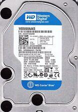 WD5000AAKS-75A7B2 DCM: HHNNHTJMAB sn: WCAS.. WD 500GB SATA BBB7