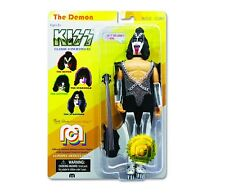 GENE SIMMONS THE DEMON of  KISS MEGO 8 inch ACTION FIGURE w/ guitar