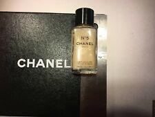 Chanel No 5 Paris Milk Bath Gel mini size so rare!!!!